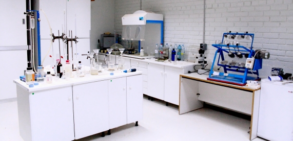 Sala de Química
